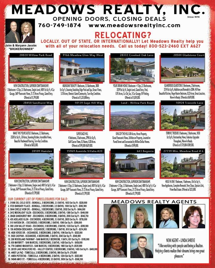 Realestate Ad Layout