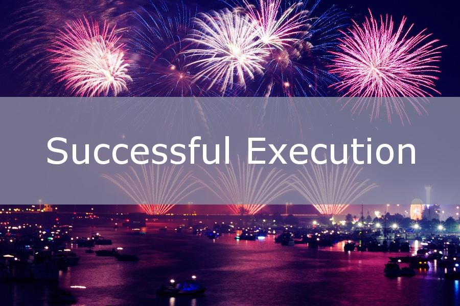 Successful execution.