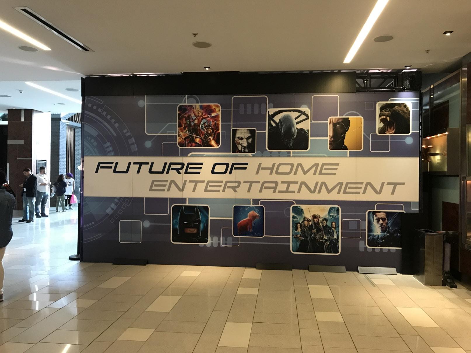 Comic Con Wall Mural