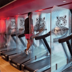 Gym Privacy Shield